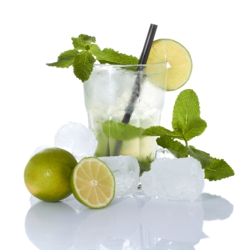 traditional cuban mojito