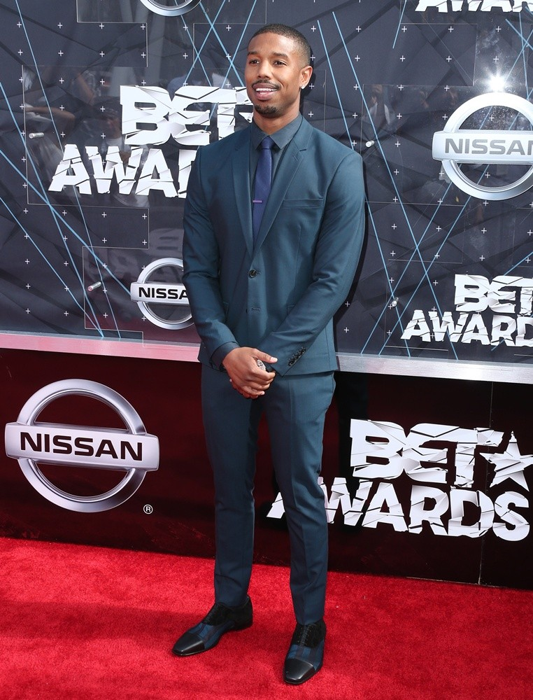 2015 BET Awards Featuring: Michael B. Jordan Where: Los Angeles, California, United States When: 28 Jun 2015 Credit: FayesVision/WENN.com