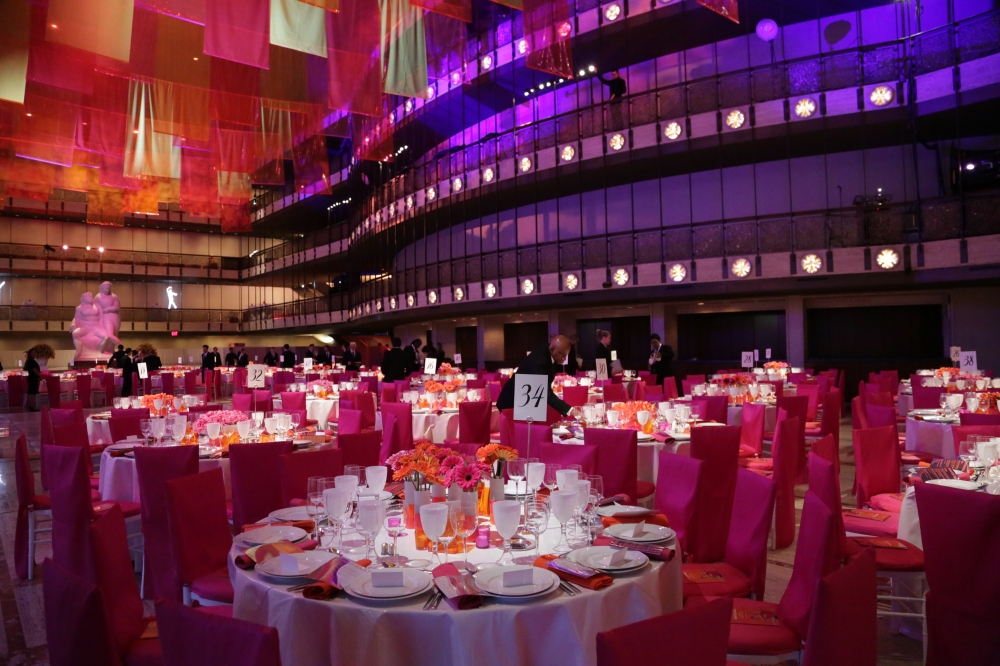 School of American Ballet Winter Ball. Monday, March 9, 2015. David H. Koch Theater. Credit Photo: Erin Baiano