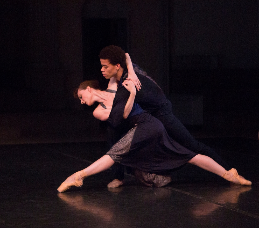 "Richard Alston's ""Such Longing"" / NEW YORK THEATRE BALLET"
