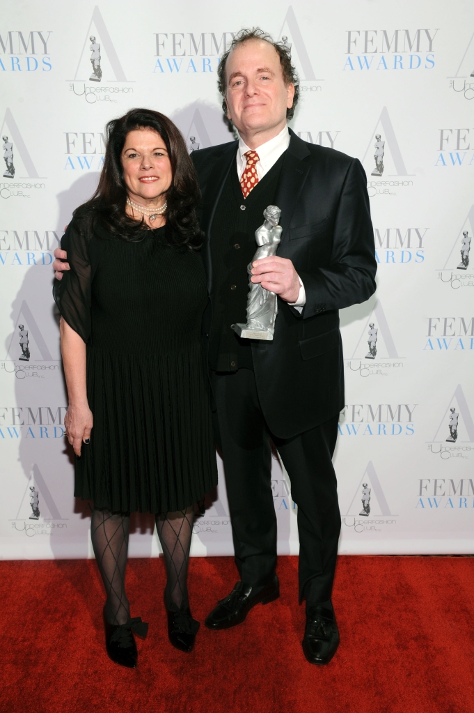 NEW YORK, NY - FEBRUARY 02: Marcia Leeds and Richard Leeds attend the 2016 Femmy Awards on February 2, 2016 in New York City. (Photo by Craig Barritt/Getty Images for The Underfashion Club)