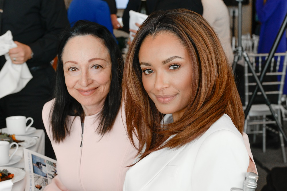 Natasha Graham, Kat Graham== UN Women For Peace Association Annual Luncheon== United Nations Headquarters, NYC== March 04, 2016== ©Patrick McMullan== Photo - Presley Ann/PMC== =