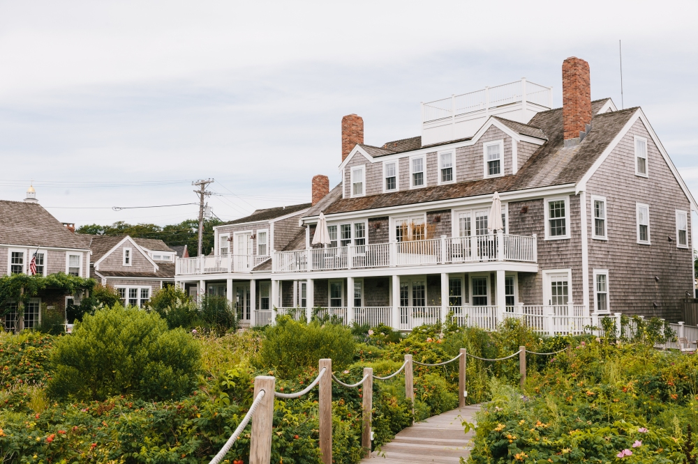 Harborview nantucket exterior