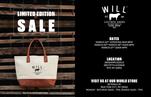 Will-Leather-Goods-Sample-Sale-Mar16
