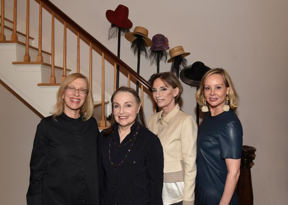 aw-25781-Dr. Valerie Steele,Patricia Underwood,Michele Gerber Klein,Yaz Hernandez