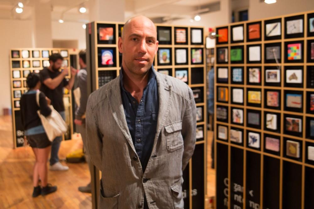 Tyler Johnston, Imago Mundi - The Art of Humanity, Pratt Institute, New York