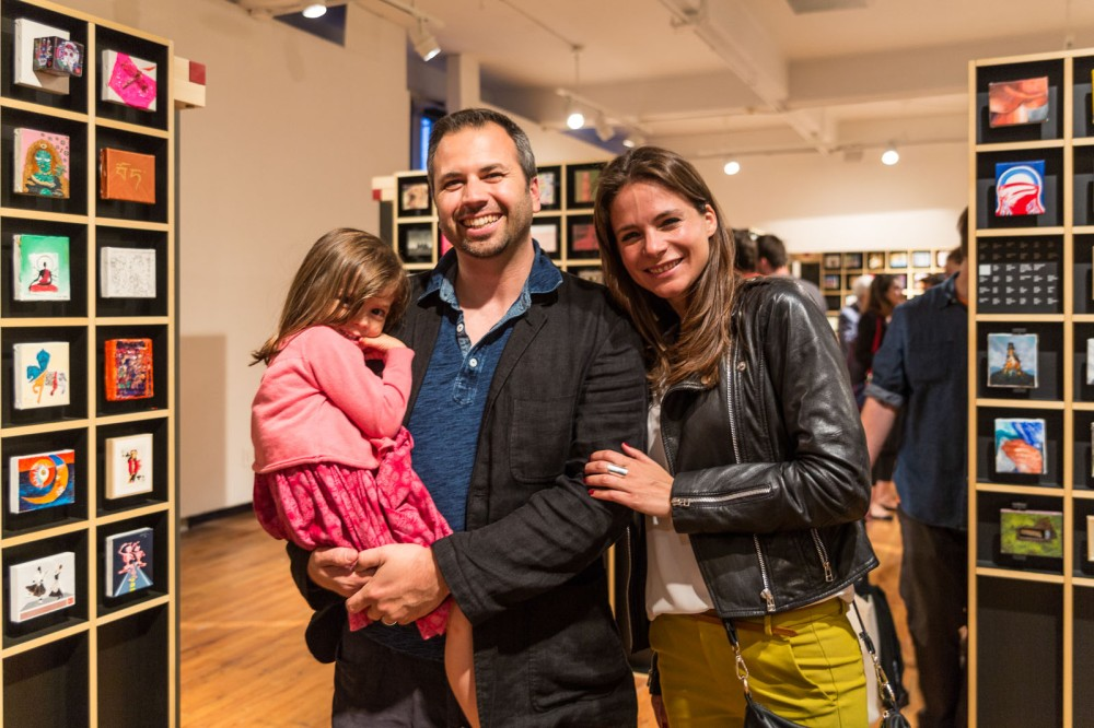 Brad Hasse and Valentina Pozzoni, Imago Mundi - The Art of Humanity, Pratt Institute, New York