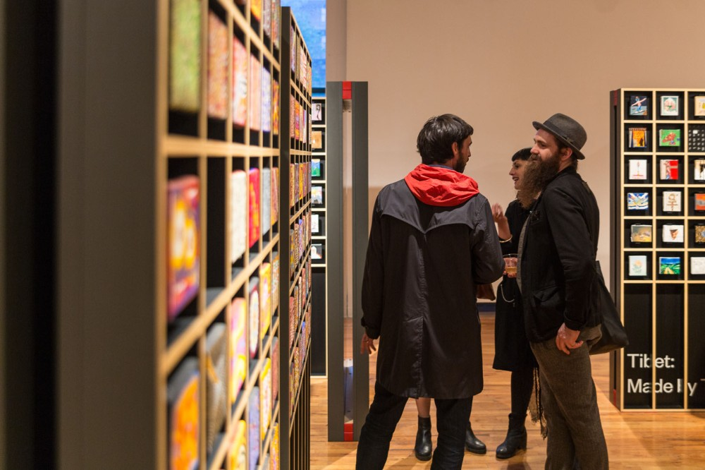 Imago Mundi - The Art of Humanity, Pratt Institute, New York