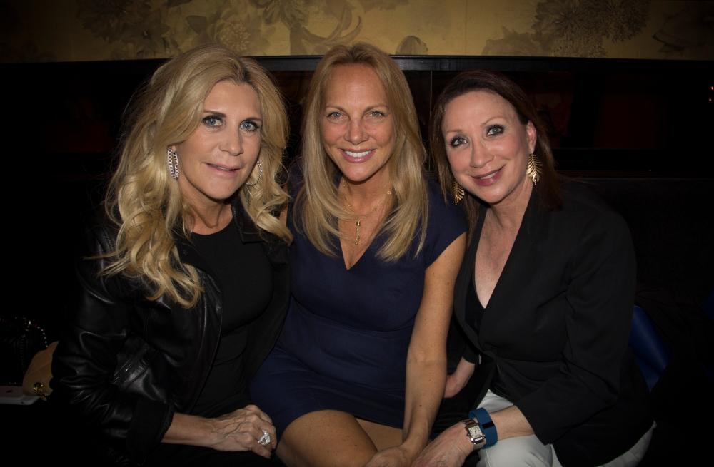 Kelly Gerber, Jan Shadow, Fran Smith