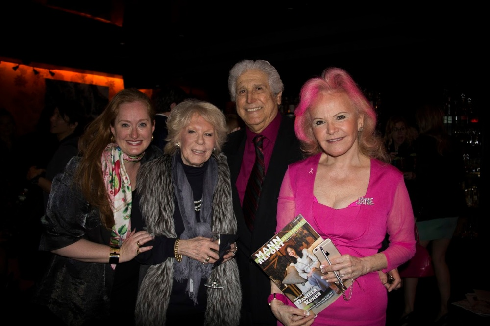 Valerie Lettan, Joan Billick, Joe and Jane Pontarelli