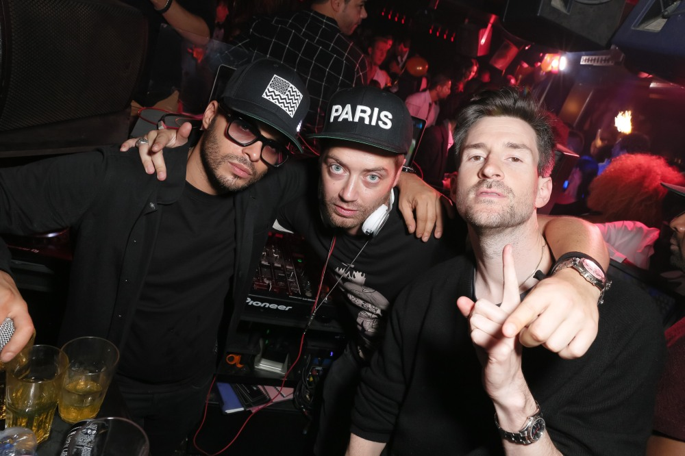 Richie Akiva, Magnum, Ross One, DJ