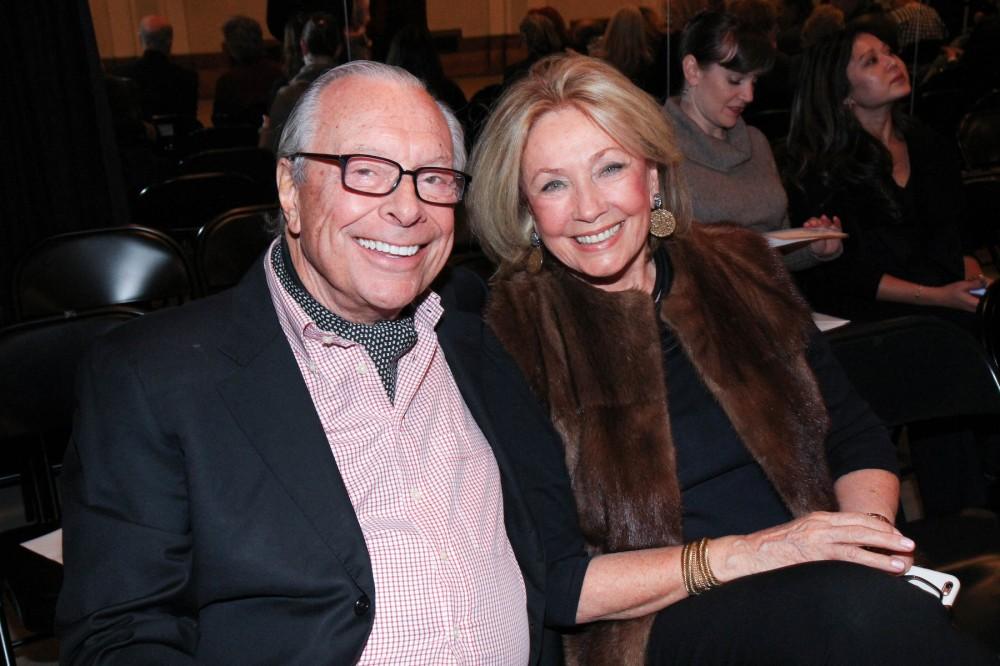 Gianluigi & Adrienne Vittadini