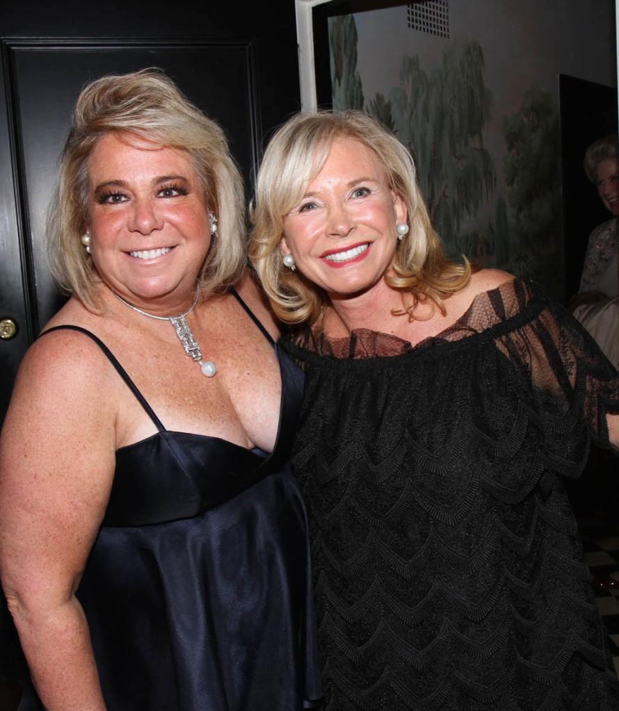 Joanna Fisher, Sharon Bush
