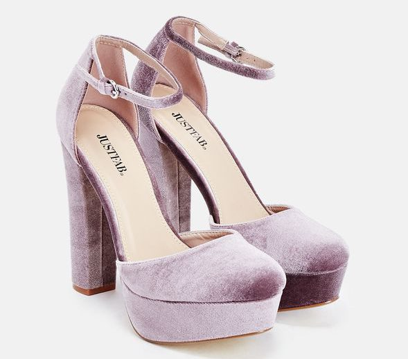 JustFab x Betches Collab, Jayla Heels - $39.95 found at www.JustFab.com