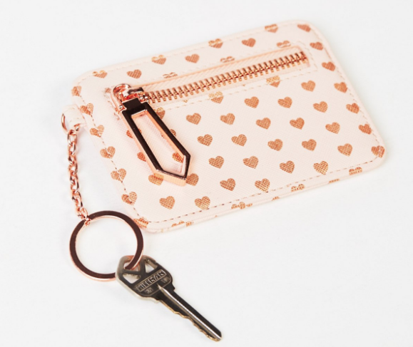 Onward Vegan Keyring - $18 found at www.freepeople.com