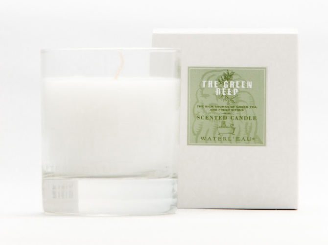White River Falls Candle - $42, found at www.frenchstudioimports.com