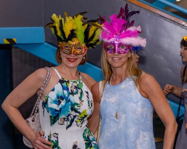 Meg Friedman and Marcia Bulow
