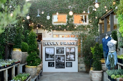 Lucky Brand Presents Lucky Lives On FW 2017 Preview