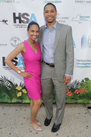 Marcie and Yohannes Cleary