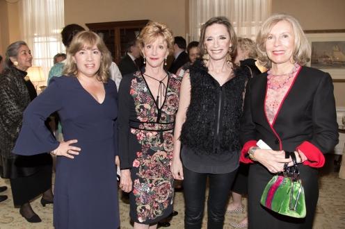 Haydee Morales,Jacqueline Weld Drake,Michele Gerber Klein,Maria Celis Wirth