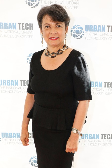 Pat Bransford attends the 2017 Urban Tech Gala at Guastavino's on June 14, 2017 in New York City. (Photo by Johnny Nunez/WireImage)
