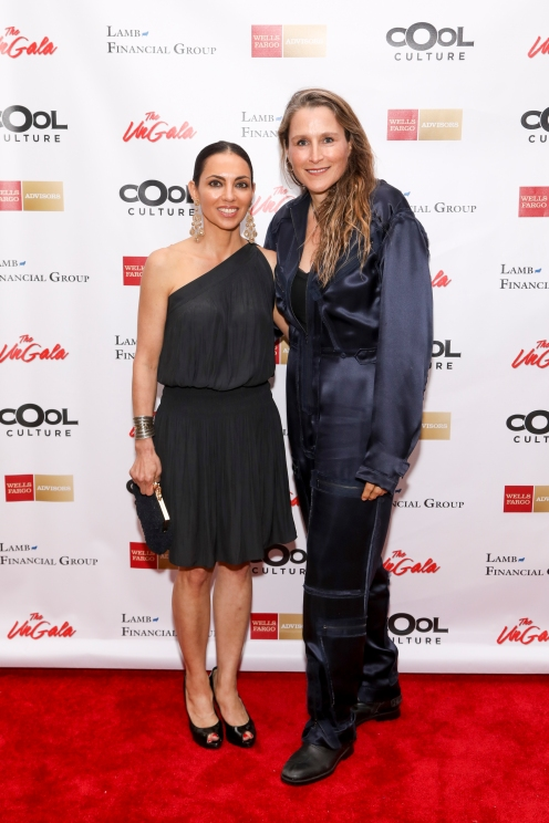 Teresita Fernandez, Catherine Gund Cool Culture UnGala 2017 Held at The IAC Building NYC, USA - 2017.05.25 Credit: J Grassi
