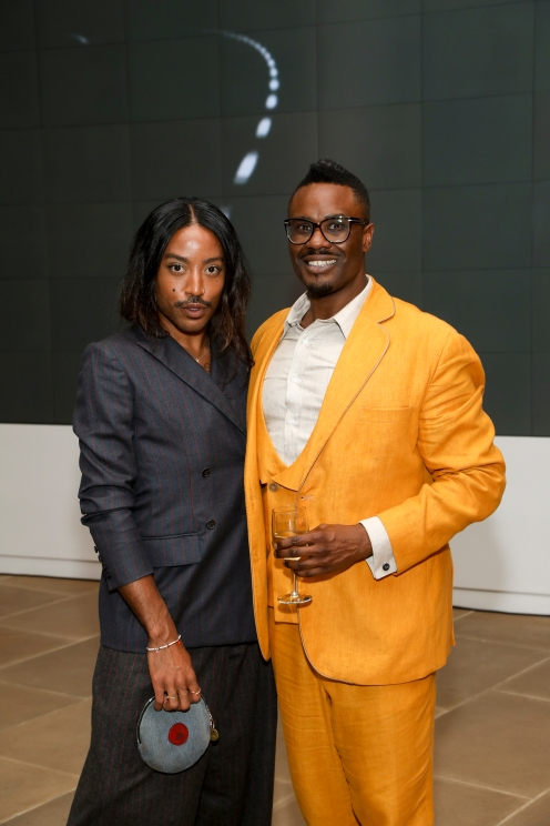 Jeffrey C. Williams, Rahsaan Gandy Cool Culture UnGala 2017 Held at The IAC Building NYC, USA - 2017.05.25 Credit: J Grassi