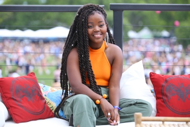 Tkay Maidza at CASA BACARDÍ : at the Governors Ball Music Festival