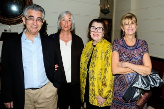 Allen London, Maggie Brush, Lucille Corrier, Margot London by ©Patrick McMullan Photo - Paul Bruinooge/PMC