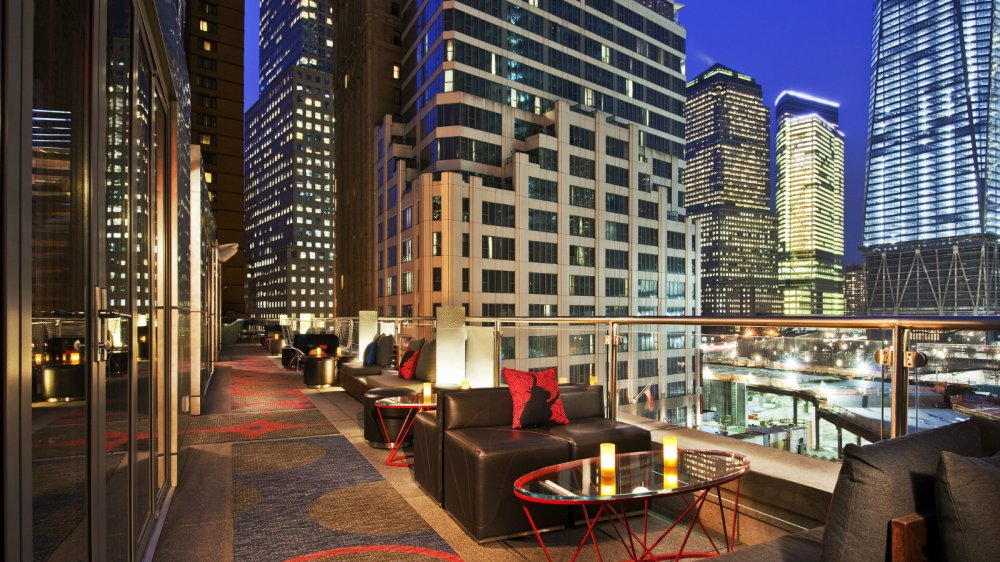 From barre to the bar at the w new york downtown hotel for 12 joy terrace malden ma