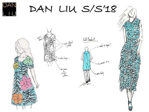 DAN LIU SS18 Sketches 1