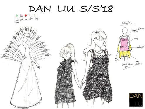 DAN LIU SS18 Sketches 2