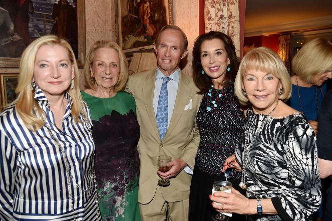 Barbara Cirkva-Schumacher, Daisy Soros, Mark Gilbertson, Fe Fendi, Kristi Witker