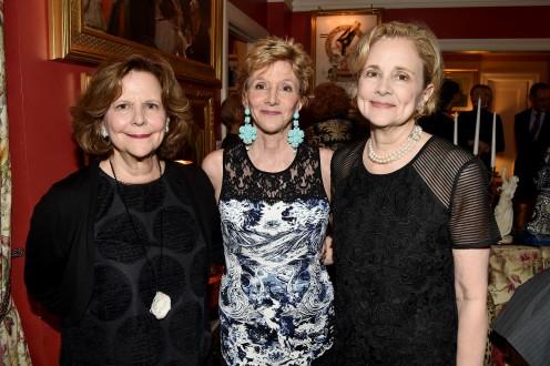 Mercedes Bograd Lemon, Jackie Weld Drake, Martha Bograd