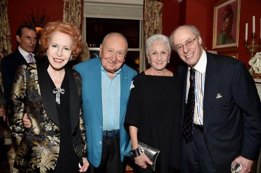 Mary Faye Hernandez, Ambassador Ed Elson, Susie Elson, Joel Bell