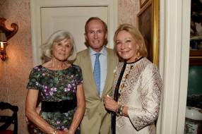 Mary Hilliard, Mark Gilbertson, Adrienne Vittadini