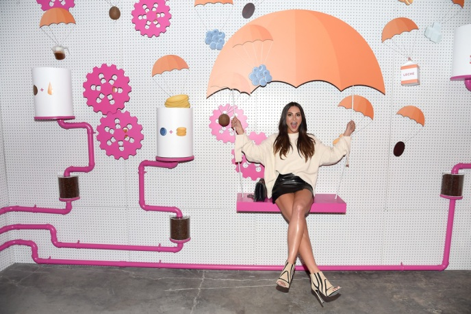 V personality Andi Dorfman attends the Refinery29 Third Annual 29Rooms: Turn It Into Art