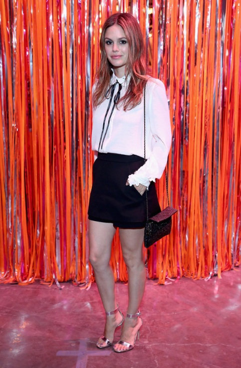 Actress Rachel Bilson attends the Refinery29 Third Annual 29Rooms: Turn It Into Art event