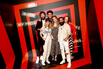 """Search Party"" cast and creative attend the Refinery29 Third Annual 29Rooms: Turn It Into Art event"