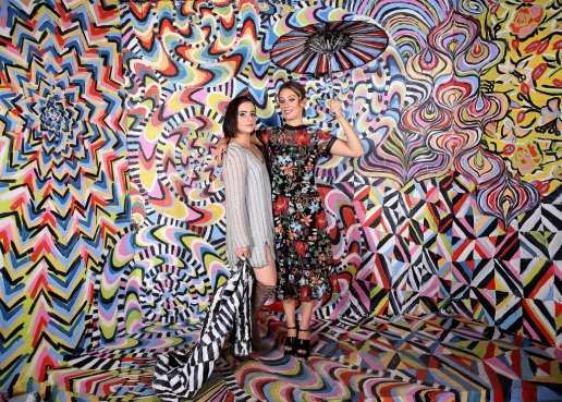Comedians Corinne Fisher and Krystya Hutchinson attend the Refinery29 Third Annual 29Rooms: Turn It Into Art