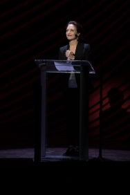 Bebe Neuwirth Hosting the Chita Rivera Awards