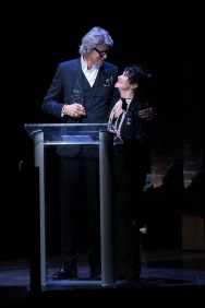Chita Rivera and Tommy Tune at the Chita Rivera Awards