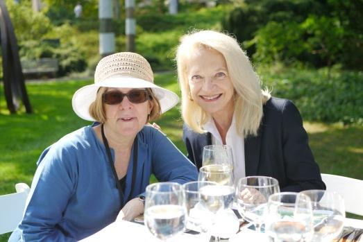 LHR_Landscape_Luncheon_Nina Gillman , Dr. Ruth Applehof