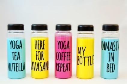 Water Bottle - $25 from www.flexilexi-fitness.com