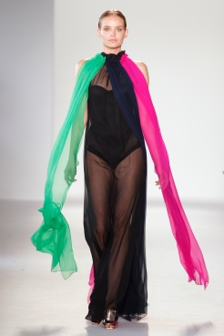 Siriano SS18 New York Fashion Week september 2017
