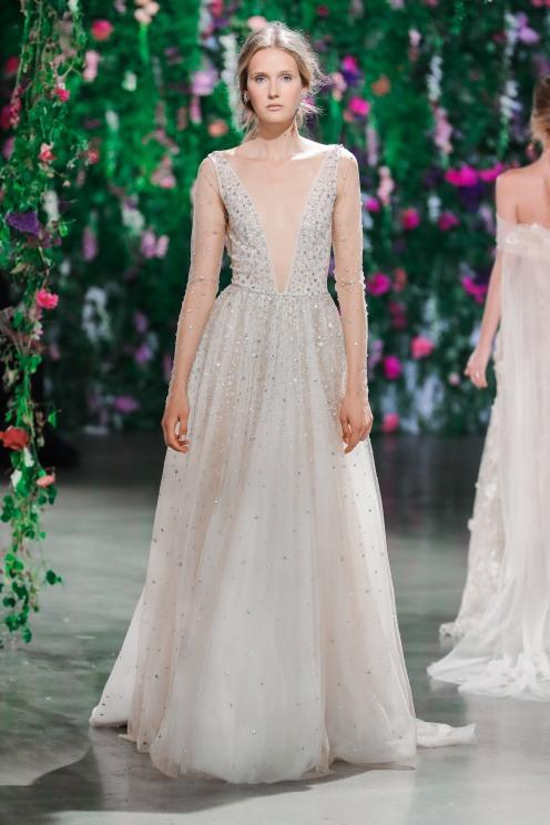 Galia Lahav, Bridal Fall 2018, New York City, October 2017