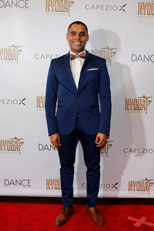 NEW YORK, NY- OCTOBER 01: Phillip Attmore attends the Bright Lights Shining Stars Gala organized by The New York City Dance Alliance Foundation at the NYU Skirball Center in New York on October 01,2017. (Photo by Kena Betancur/VIEWpress/Corbis via Getty Images)