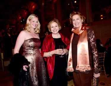 Caroline Losargos, Marianne Rutledge, Jane O'Keefe (Photo - Aurora Rose/PMC)