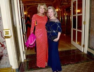 Christine Schwarzman, Julie Juarez (Photo - Aurora Rose/PMC)