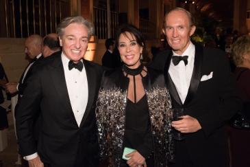 Geoffrey Bradfield, Catherine Adler, Mark Gilbertson (Photo by Annie Watt)